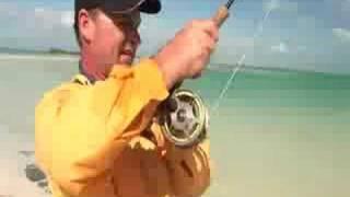 Hot fishing action at Christmas Island (Kiribati)