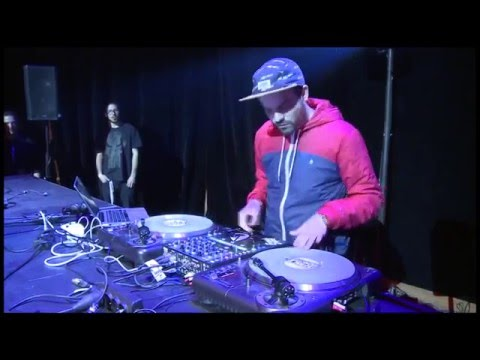 DJ Skillz France Technical Category Finals Set 1 IDA 2015