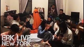 Video Efek Rumah Kaca Live New York Acoustic Session 2018 HD MP3, 3GP, MP4, WEBM, AVI, FLV September 2018
