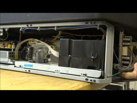 Samsung LED DLP TV Shadow Repair Fix Adjustment HLT5087 HLT6187
