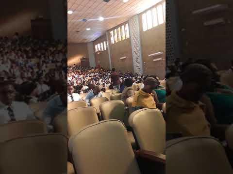 Sir Jovial- Metlae ko University of Limpopo
