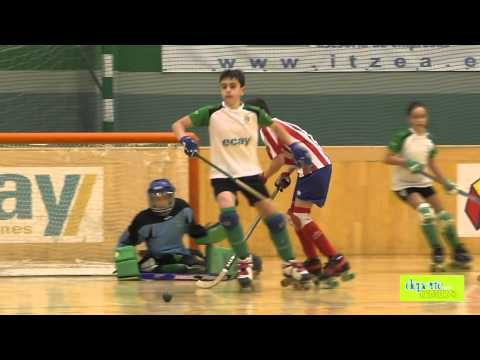 Hockey Oberena vs Rotxapea