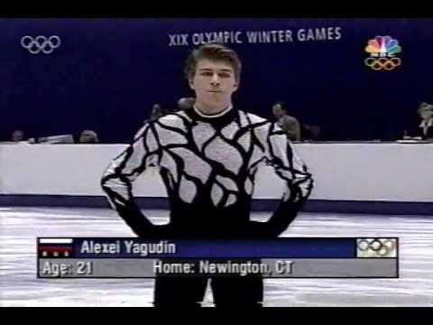 yagudin - Alexey Yagudin 2002 Olympics, Short Programme - Winter. Good quality video. With pre-programme commentary.