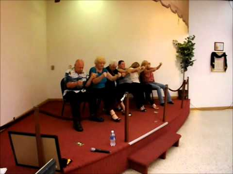 Hypnosis Comedy Show with Mike valmar - Race Car Skit