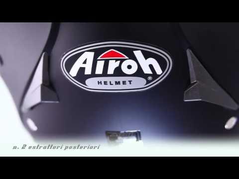 Airoh J-106 SMOKE - Apresentração do modelo J-106
