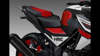 7. New Honda CB300F Limited Edition | Honda CB 300F Sportbike 2019 - New Honda CB300F Model 2019