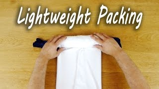 How To Pack For One Night. This Is Brilliant!