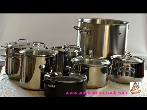Amy's Pan Room: Choosing a Stockpot