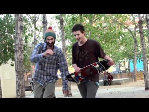 BARCELONA SKATEBOARDING TOUR 2011 (видео)