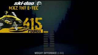 8. Ski-Doo Rotax Challenge - Chapter 3: 2-Stroke Weight Challenge