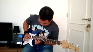 "Download Lagu Testing Seymour Duncan STK S-6 & TB-6 by Covering ""Awakening"" + Boss eBand JS-8 Sound Preview Mp3"