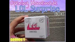 Video Opening Homemade LOL Surprise💖 | Ins : Wira 0519 😊 MP3, 3GP, MP4, WEBM, AVI, FLV April 2019