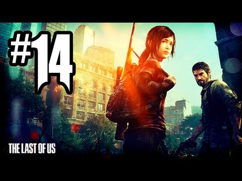 The Last of Us Gameplay Walkthrough - Part 14 - ON THE ROAD AGAIN!! (PS3 Gameplay HD)