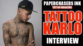 INTERVIEW: TATTOO KARLO