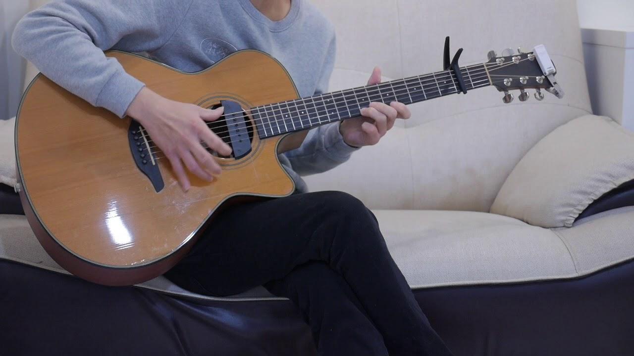 鄧紫棋  – A.I.N.Y. 愛你 (acoustic guitar solo)