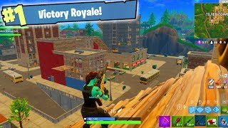 NEW FORTNITE MAP UPDATE // BRAND NEW AREAS // Top Player // 10,000+ Kills // Fortnite Update