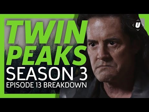 Twin Peaks Season 3 Episode 13 Breakdown - What story is that, Charlie?