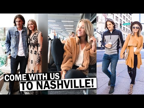 Nashville Travel Vlog With Layer Cake Wines