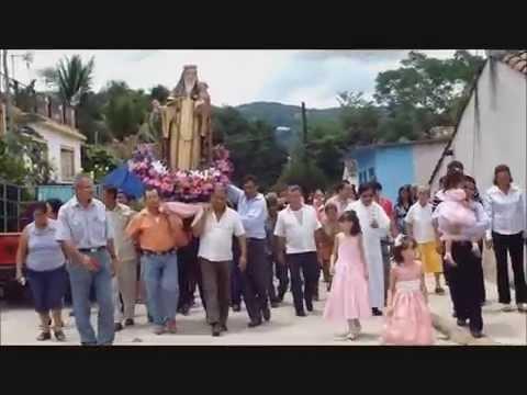 procesion de santa rosa de lima