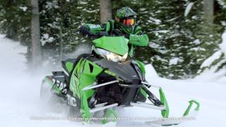9. Arctic Cat 2016 ZR Chassis-Suspension