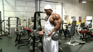 Phil Heath Triceps & Biceps Workout (document)