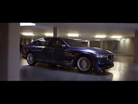 BMW Alpina B7 xDriveBMW Alpina B7 xDrive (VIDEO)