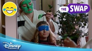 Nonton The Swap   Spa Trip   Official Disney Channel Uk Film Subtitle Indonesia Streaming Movie Download