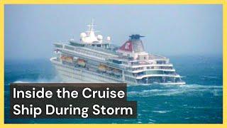 Video Inside the Cruise Ship During Storm MP3, 3GP, MP4, WEBM, AVI, FLV Februari 2019