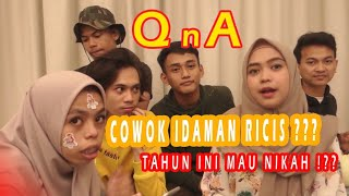Video QnA Bareng RIA RICIS | SIAPA ORANG YANG RICIS SUKA?!! MP3, 3GP, MP4, WEBM, AVI, FLV Juli 2019