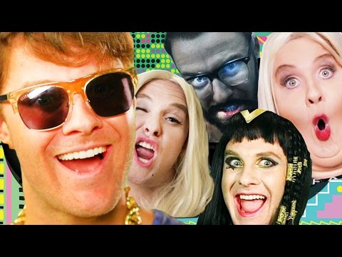 "Bart Baker – ""Greatest Hits 2014"" PARODY"
