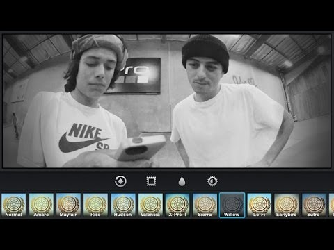 Eric Koston, Trevor Colden & Daryl Angel – Gram Yo Selfie