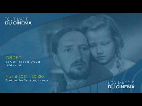 """""""Mardis du cinéma"""" : ORDET de Carl Dreyer - Mardi 4 avril 2017, 20h30, Théâtre des Variétés"""