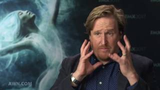 As part of our AWN - FMX 2017 Professional Spotlight series -- a series of exclusive video interviews shot during FMX – veteran Framestore VFX supervisor Christian Manz talks about the use of previs and virtual production technology on 'Fantastic Beasts and Where to Find Them,' the first cinematic installment about the magical creatures of J. K. Rowling's Harry Potter universe. Part 2 of 2.
