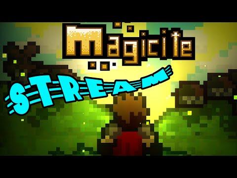 Magicite первый раз в игре. Стрим