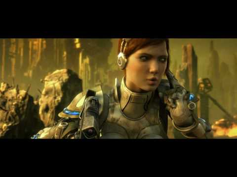 preview-StarCraft 2 The Betrayal on Kerrigan (cinematic) HD