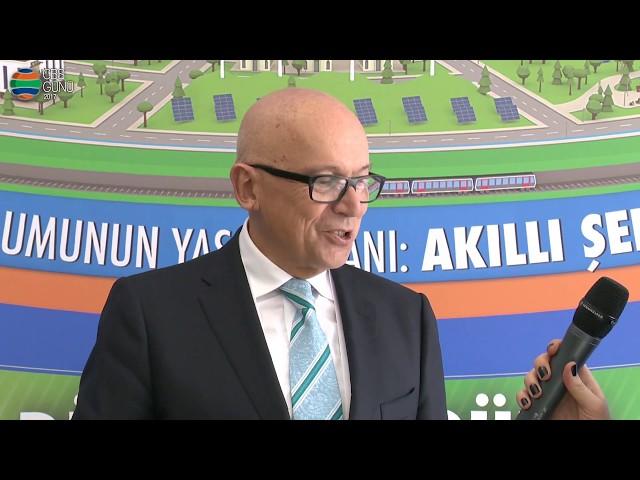 NETAŞ CEO ve İcra Kurulu Başkanı C. Müjdat Altay Röportajı