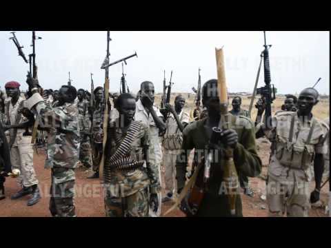 SOUTH SUDAN   JOHNSON OLINY  FASHODA COUNTY AND CALRO KUAL, MAYOM COUNTY JOINING SPLA LAST YEAR