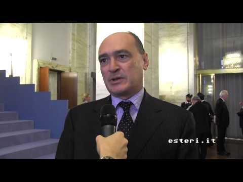 X Conferenza degli Ambasciatori – Intervista Ambasciatore a Kabul, Luciano Pezzotti