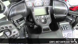 3. 2016 Honda Gold Wing Audio Comfort Navi XM ABS - Bob Luns...