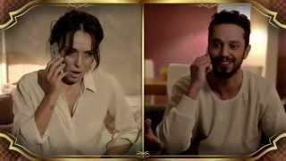 Murat Boz, Beyaz'ın telefonundan Ziynet Sali'yi arayıp işletiyor. (Beyaz Show - Murat Boz'un ev hali skecinden...)