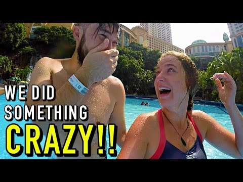 WE DID SOMETHING CRAZY! | Kuala Lumpur, Malaysia