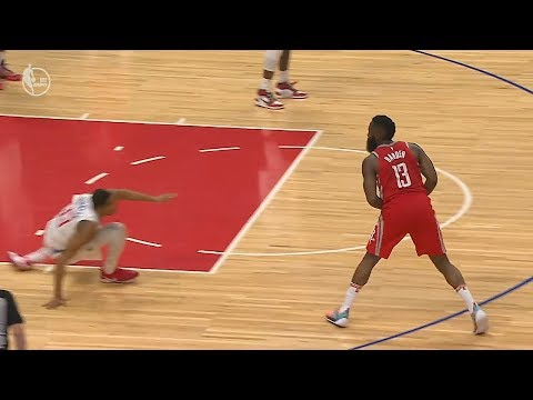 NBA Crossovers and Ankle Breakers Of 2018 Season (видео)