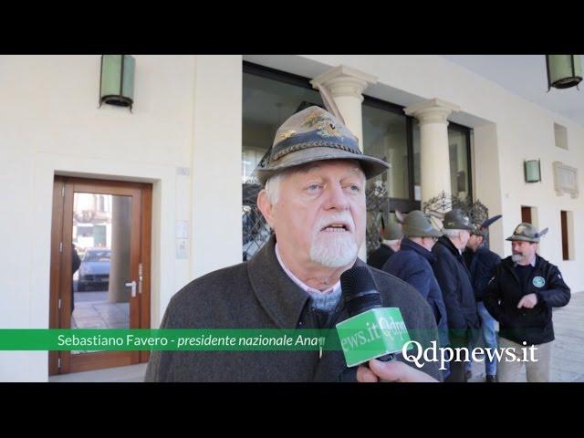 Valdobbiadene - 10 mila euro ai terremotati dagli alpini e associazioni del paese