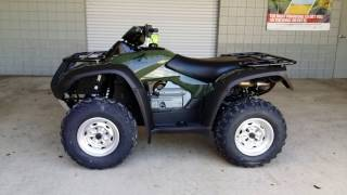 4. 2016 Honda FourTrax Rincon 680 - TRX680FAG | ATV Walk-Around Video