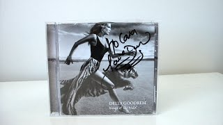 UNBOXING: Delta Goodrem - Wings Of The Wild