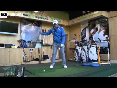 Golf Swing Body Turn Golf Lesson