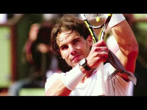 Garros - Re-uploaded* - A tribute to Rafael Nadal's 8 French Open titles. VAMOS RAFA!! Original channel: http://www.youtube.com/channel/UCln3xr5h-4OMrXeM2jifGvg.