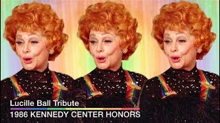 Video The Kennedy Center Honors w. Lucille Ball (1986) MP3, 3GP, MP4, WEBM, AVI, FLV Maret 2019