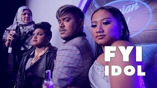 "Video FYI IDOL ROAD TO GRAND FINAL ""BACKSTAGELYFE REACTION"" MP3, 3GP, MP4, WEBM, AVI, FLV Juli 2018"