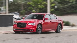 8. 2015 Chrysler 300 V-8